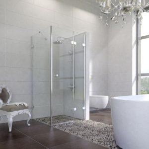Aranżacja łazienki zhydroizolacją zmaty uszczelniającej BOTAMENT® AE