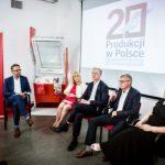 Obchody 20-lecia produkcji VELUX w fabryce okien w Gnieźnie