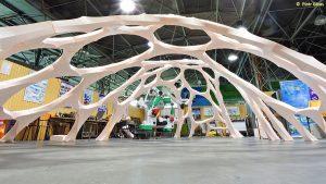 Architektoniczna konstrukcja przyszłości, fot.Piotr Gibas
