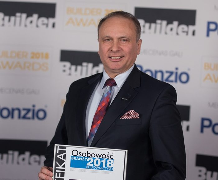 Janusz Komurkiewicz Osobowość Branży 2018