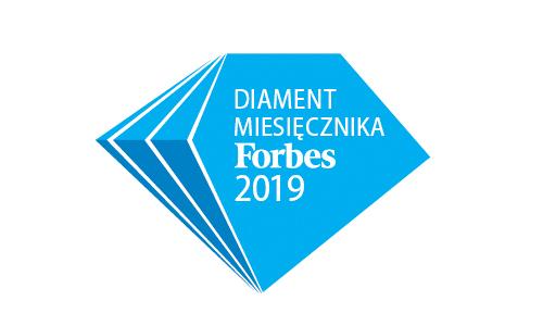 Diament miesięcznika Forbes 2019