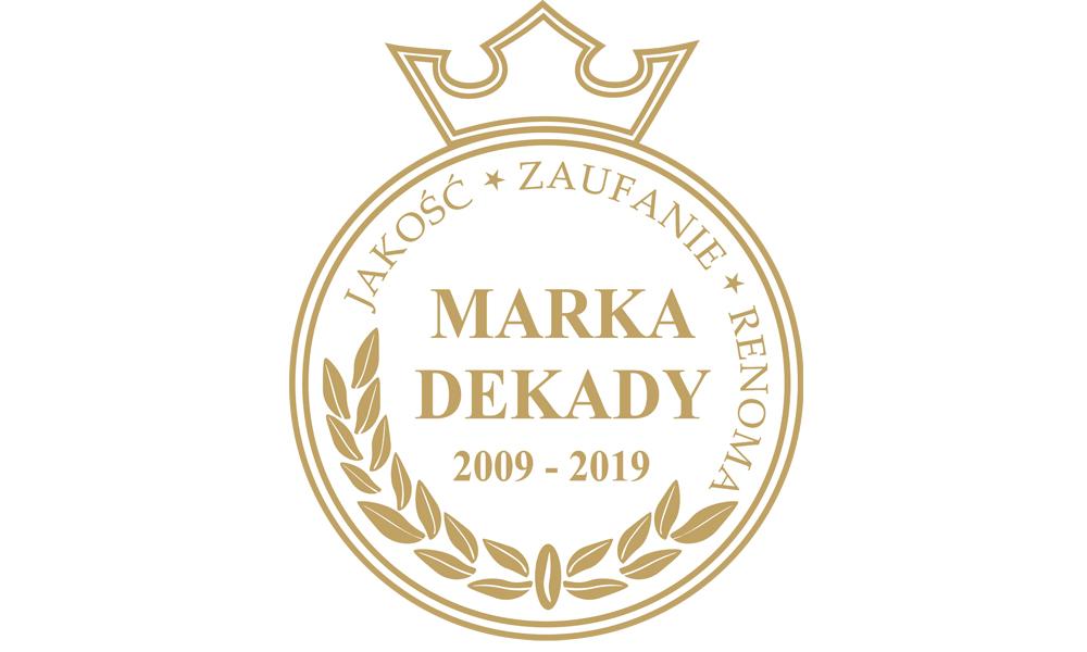 Marka dekady 2019